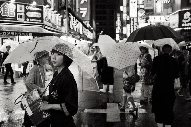 Shinjuku Nishiguchi, 2013. (Davide Filippini)