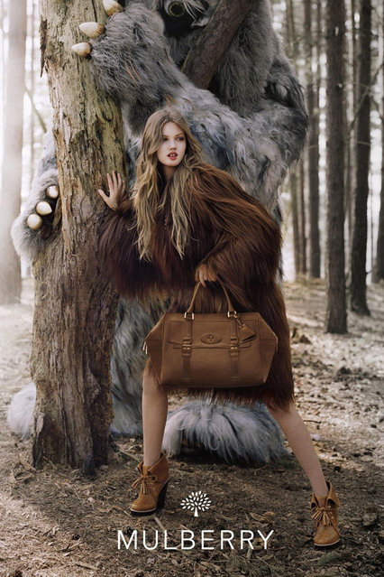 Lindsey Wixson Mulberry