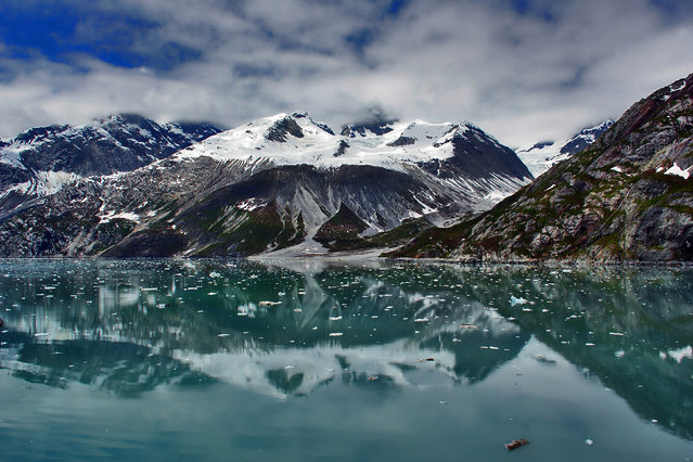 Glacier Bay National Park and Preserve in Alaska. (Photo by U.S. Department of the Interior/Cater News)