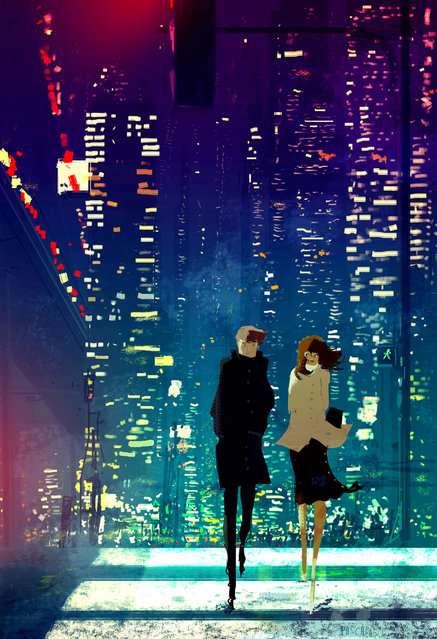 Art By Pascal Campion