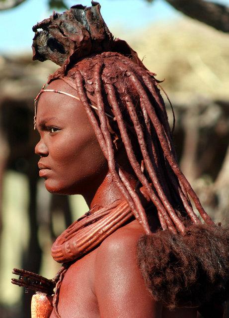 Himba Beauty Girl. Photo by Fabio Simoni