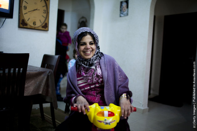Baraa Melhem was held in captivity in a bathroom by her father for over nine years