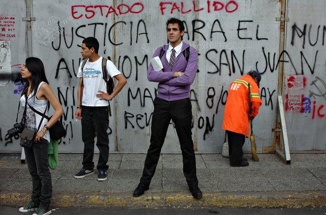 """Centro, Mexico City, DF, MX"". (Fermìn Guzmàn)"