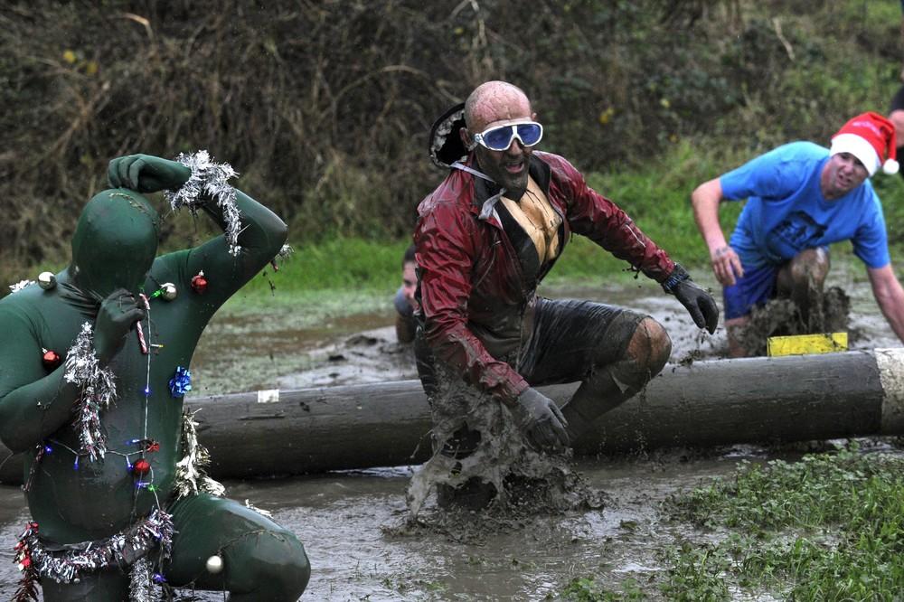 Wild Mud Run in UK