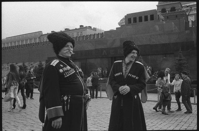 Moscow, April 2012. (Igor Mukhin)