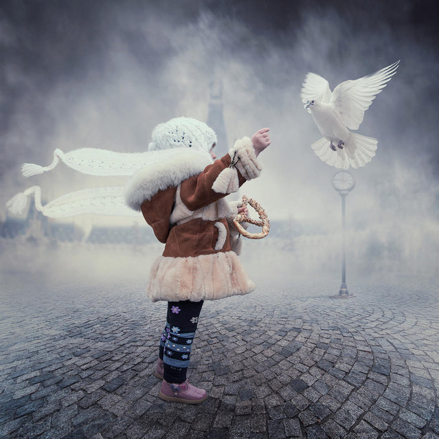 """""""Pure"""". (Photo by Ionut Caras)"""