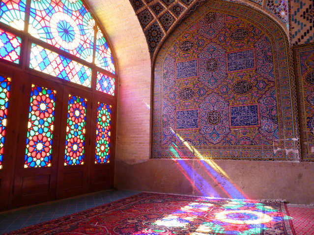 The Nasir Al-Mulk Mosque
