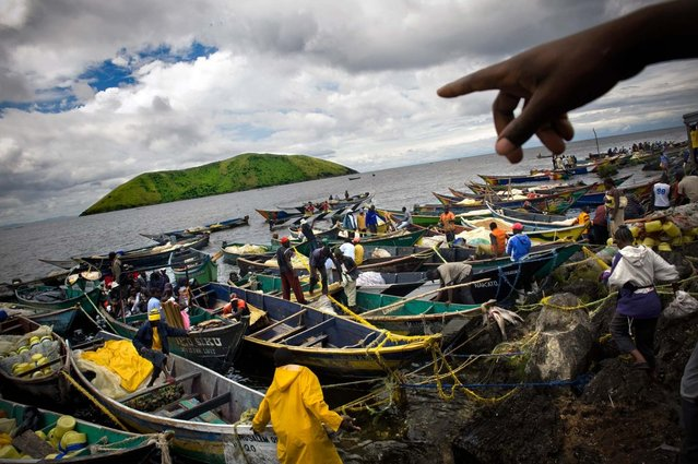 The Tiny Fishing Community On Migingo Island
