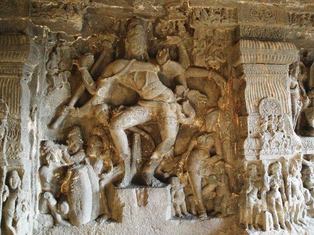 Ellora Cave Temples