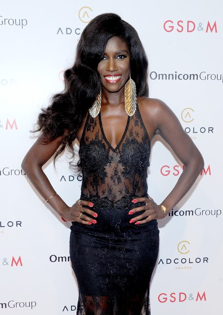 SVP, Head of Global Marketing at Beats Music Bozoma Saint John attends the 9th Annual ADCOLOR Awards at Pier 60 on September 19, 2015  in New York City. (Photo by Craig Barritt/Getty Images for ADCOLOR Awards)