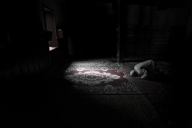 """Internal light"". (Photo by Valerij Mel'nikov)"