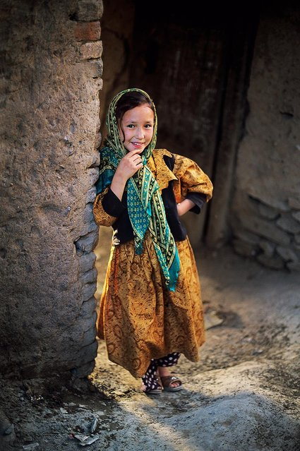 Afghanistan. (Photo by Steve McCurry)
