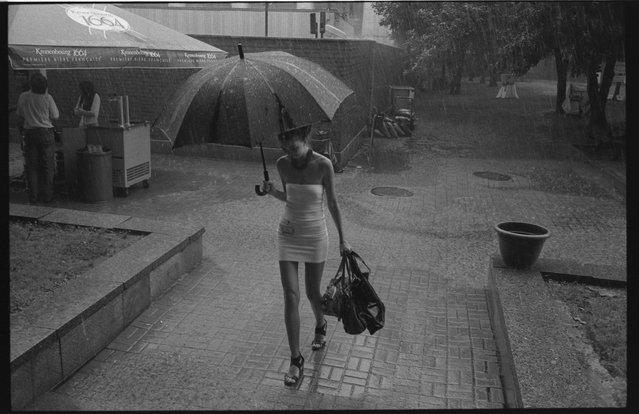 Moscow, Jule 2012. (Igor Mukhin)