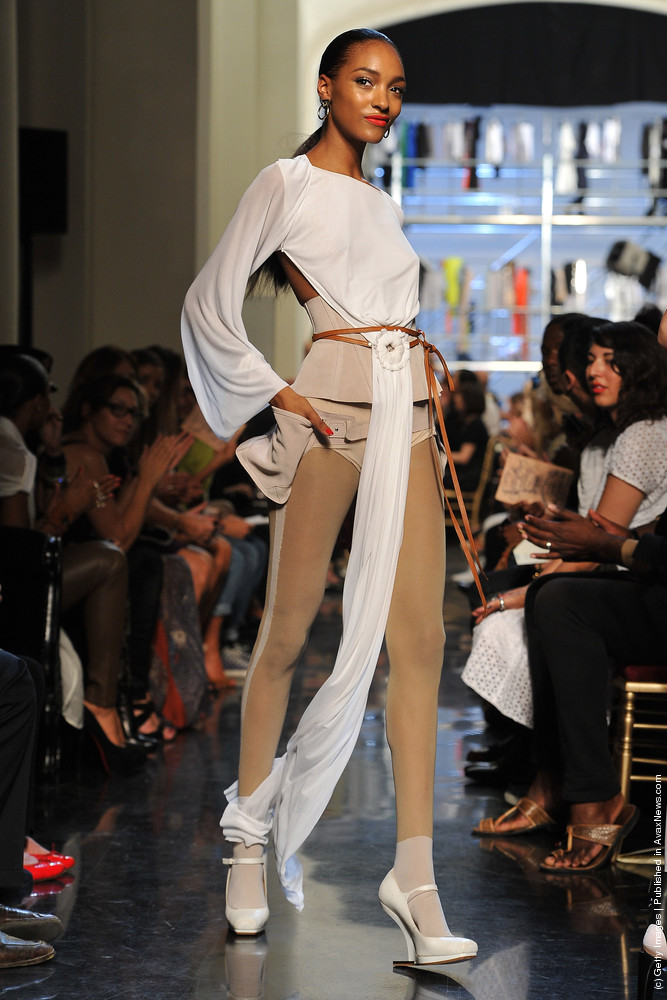 Jean Paul Gaultier Runway: Paris Fashion Week Spring  Summer 2012