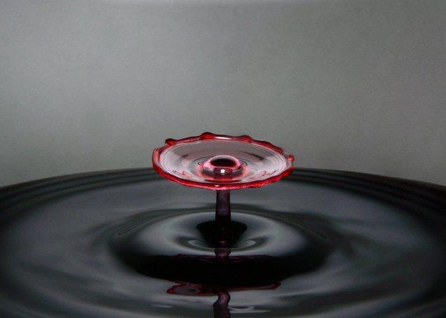 Waterdrop Sculptures by Josh Fancher