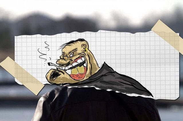 Funny Drawings By Aleks Nocny