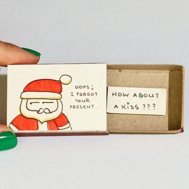 Handmade Matchbox-Cards By Shop3xu