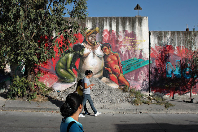 """Ampl San Agustin Parte Baja, Chimalhuacán, ME, MX"". (Fermìn Guzmàn)"