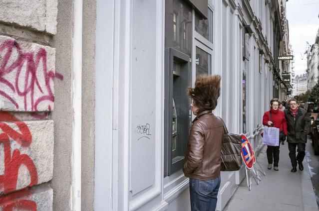 """Lyon, France, 2012"". (Photo by Baptiste Hauville)"