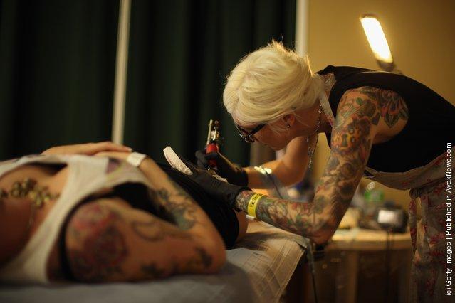 Tattoo Jam Festival