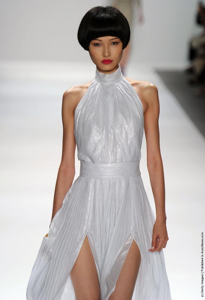 Luca Luca Runway: Spring 2012 Mercedes-Benz Fashion Week