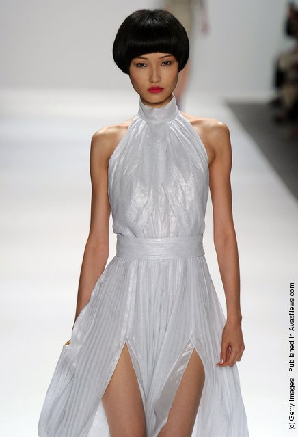Luca Luca Runway Spring 2012 Mercedes-Benz Fashion Week
