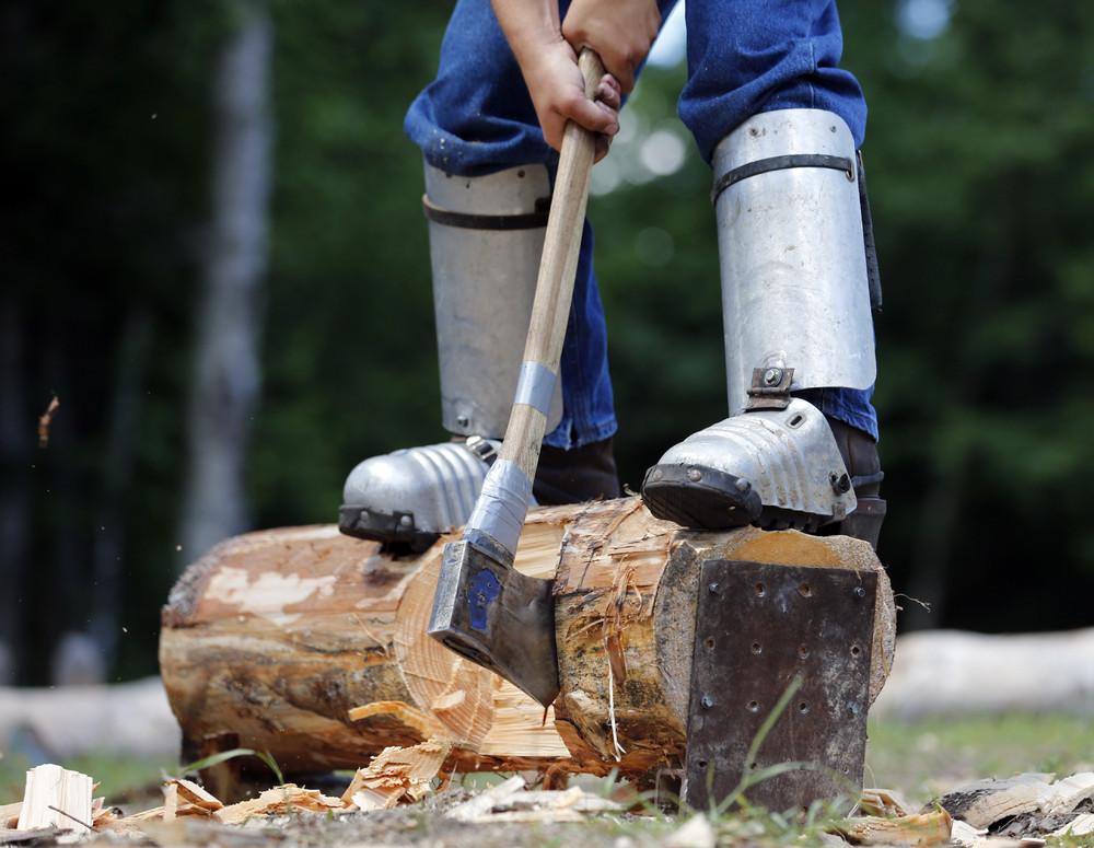 Reviving the Lost Art of Lumberjacking