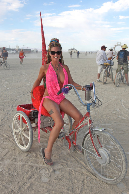 """Burning Man 2011"". (Photo by Siberfi)"