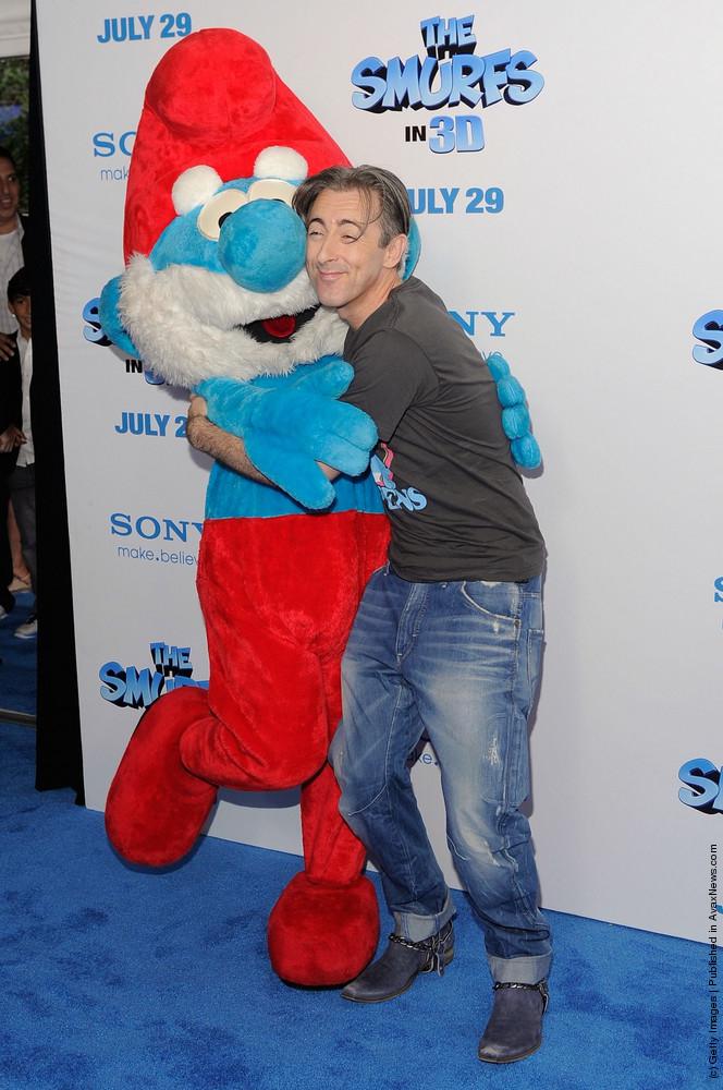 «The Smurfs» World Premiere
