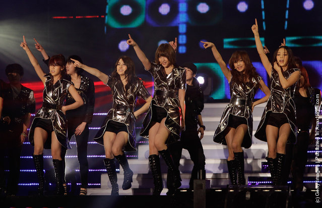 South Korean girl group KARA