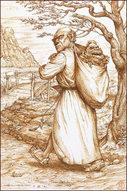 Judson Huss – The Pilgrim