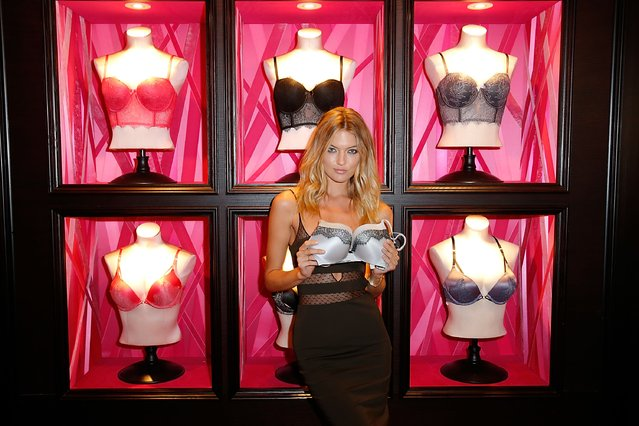 Victoria's Secret Angel Martha Hunt celebrates the 2015 What Is s*xy? List in San Diego on September 26, 2015 in San Diego, California. (Photo by Joe Scarnici/Getty Images for Victoria's Secret)