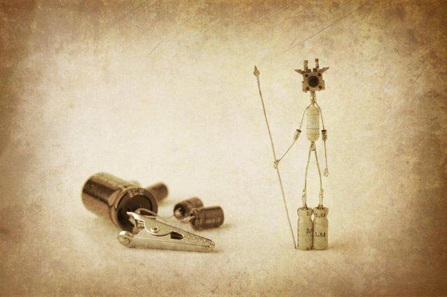 """The Hunter"". (Lenny&Meriel)"