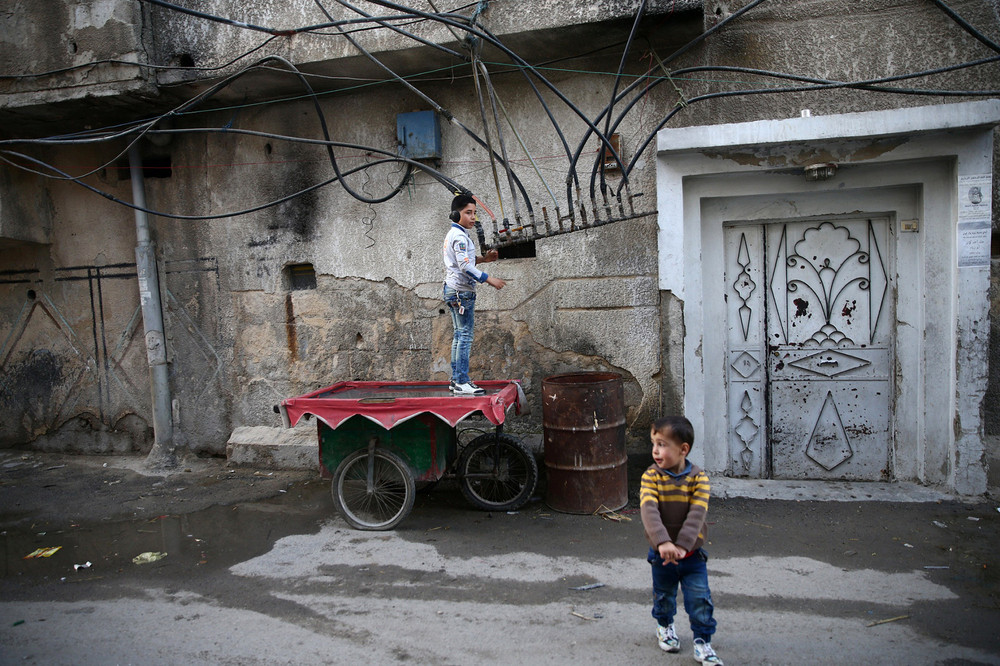 A Look at Life in Syria