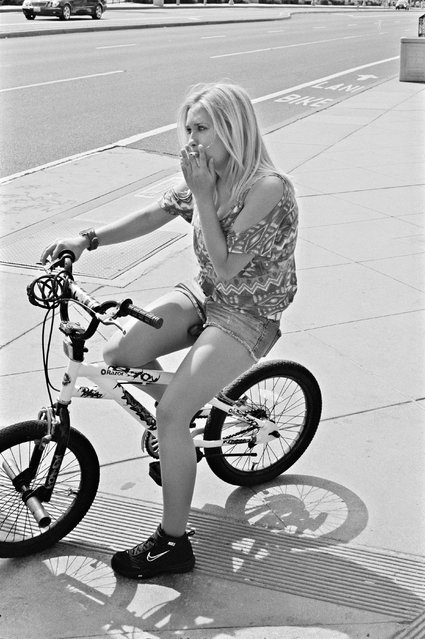 Huntington Beach, California, 2012. (Photo by Ed Templeton/Robert & Tilton Gallery, Culver City)