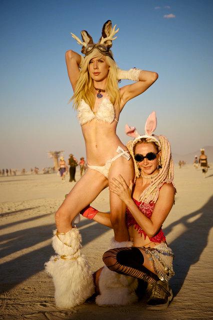 """Burning Man 2012"". (Photo by Siberfi)"