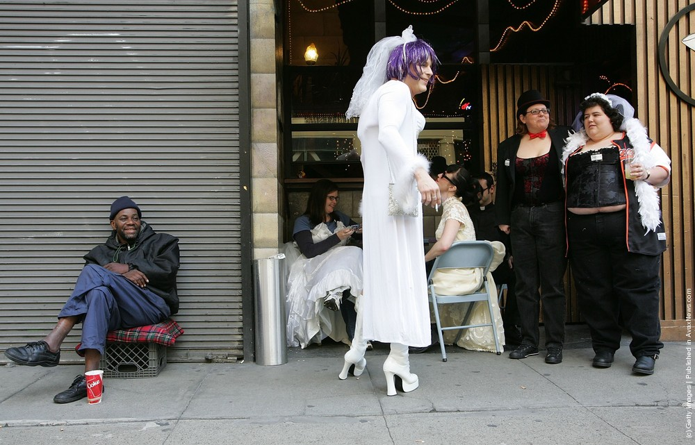 «Brides Of March» 2007