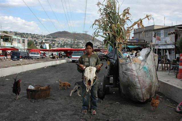 """Progreso de Ote, Chimalhuacán, ME, MX"". (Fermìn Guzmàn)"