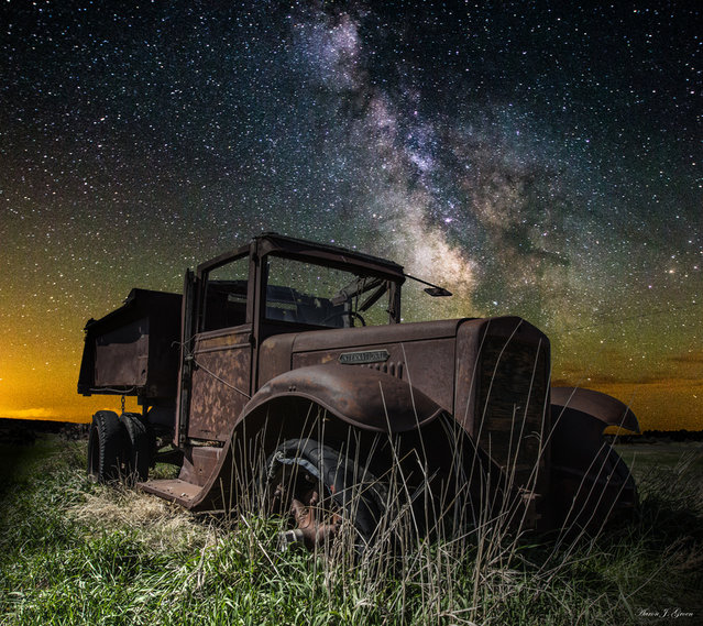Dark Places By Aaron Groen
