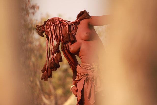 Himba Beauty Girl. Photo by Marco Manna