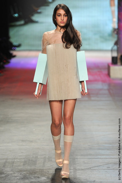 Annabelle Award – Charles Voegele Fashion Days Zurich 2011