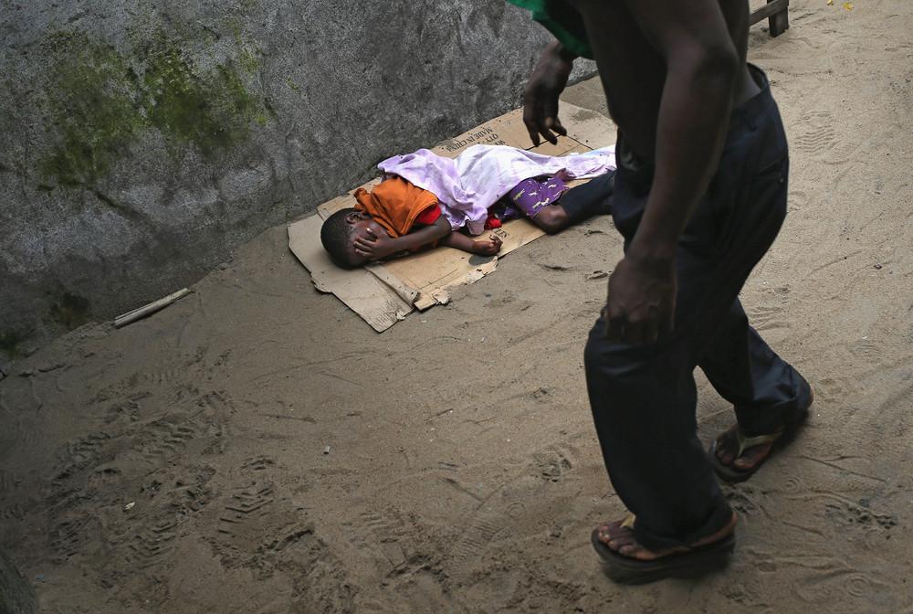 Battling Ebola in Liberia