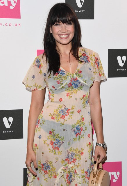 Daisy Lowe attends the V By Very London Fashion Week party on September 15, 2016 in London, England. (Photo by Stuart C. Wilson/Getty Images)