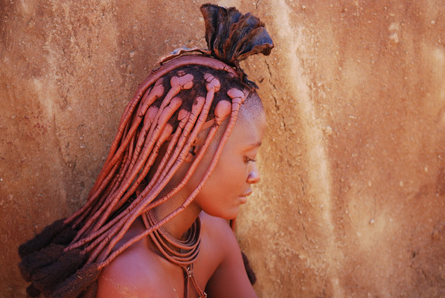 Himba Beauty Girl. Photo by Other Matt B