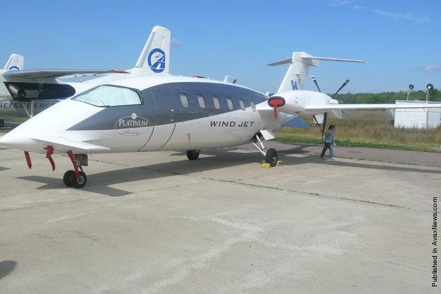 International Aviation and Space Salon