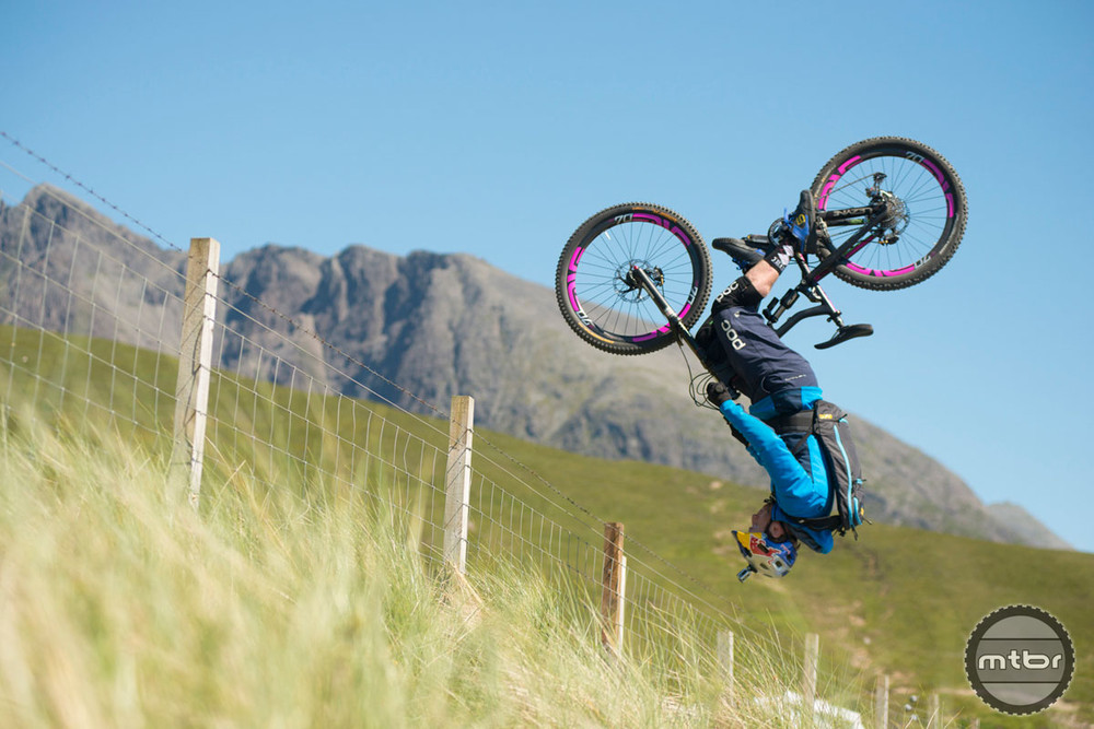 Danny MacAskill Rides The Island Of Skye, Scotland