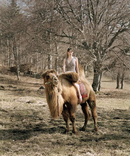 Venus & Furs 2011. Hyères Fashion & Photography Festival. (Photo by Yann Gross)