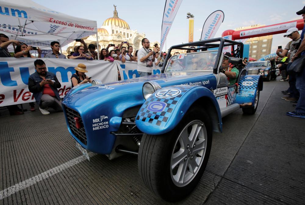 Pan-American Road Race
