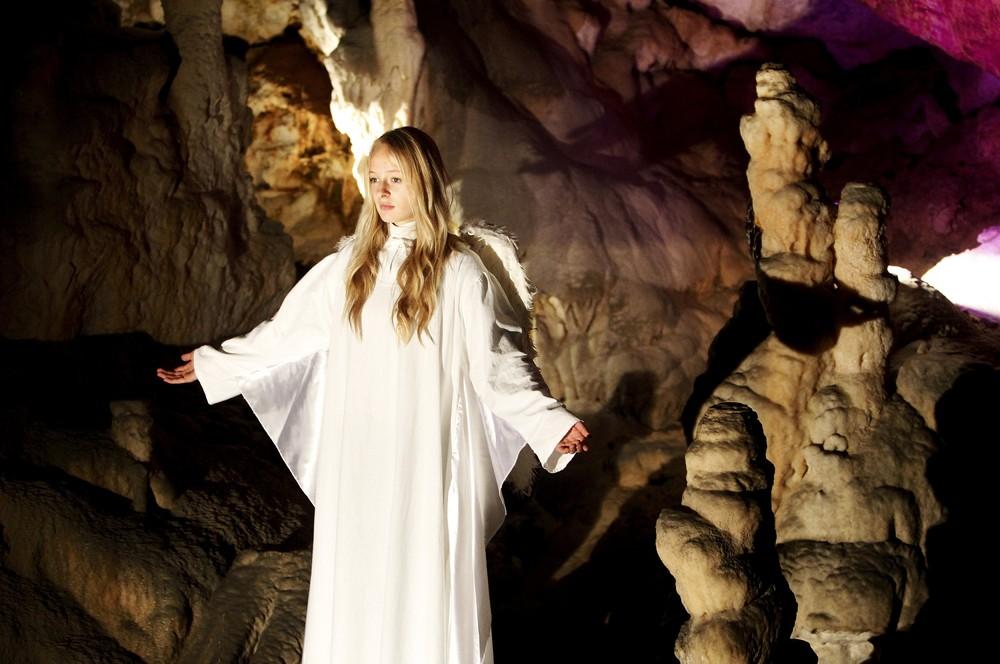 Nativity Scene in Postojna Cave