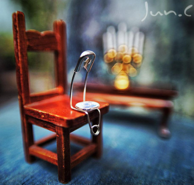 The Story of Pin By Jun.C
